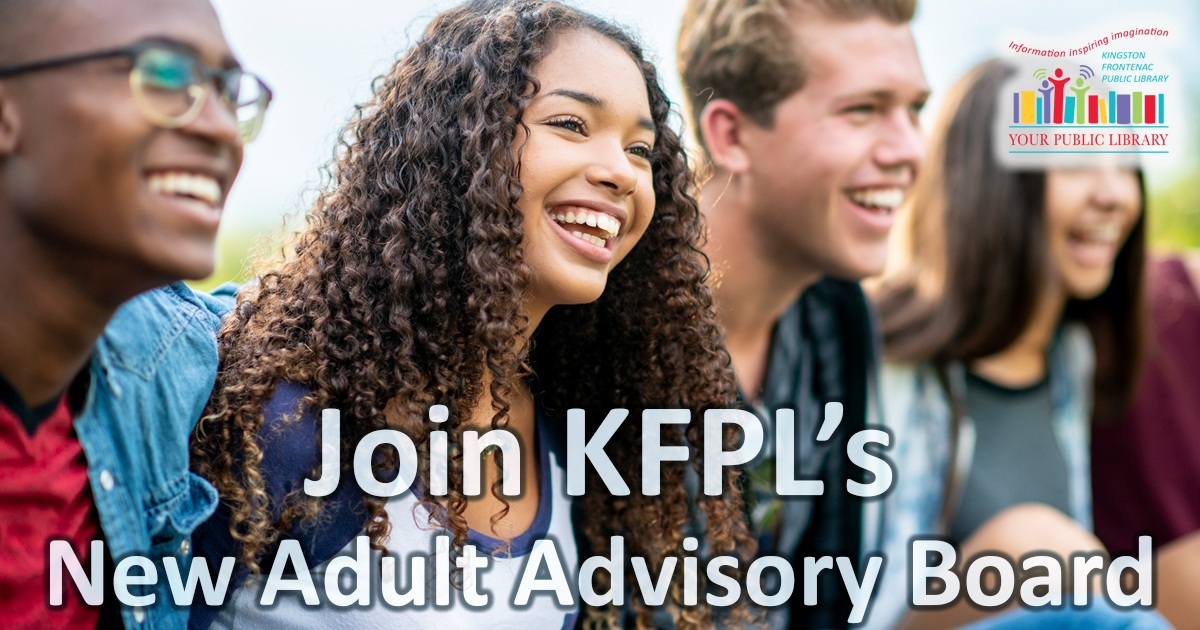 Join KFPL's New Adult Advisory Board