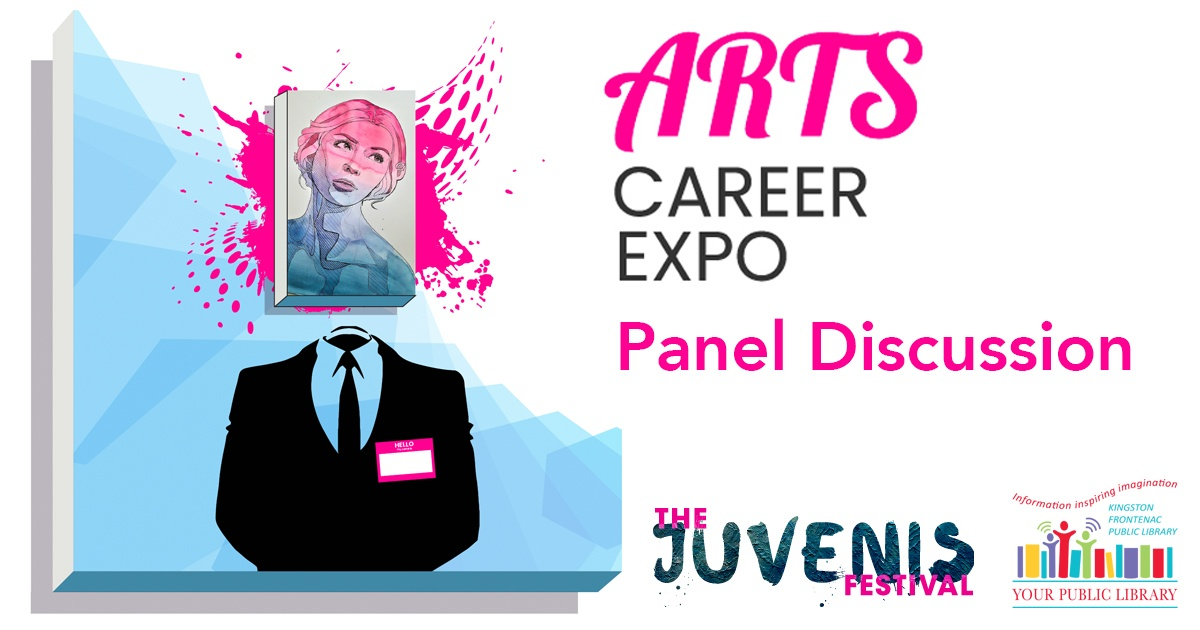 Arts Career Expo Panel Discussion