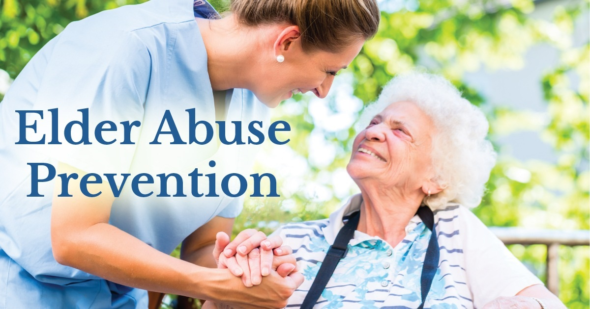KFPL Live Monthly Speakers Series: Elder Abuse Prevention