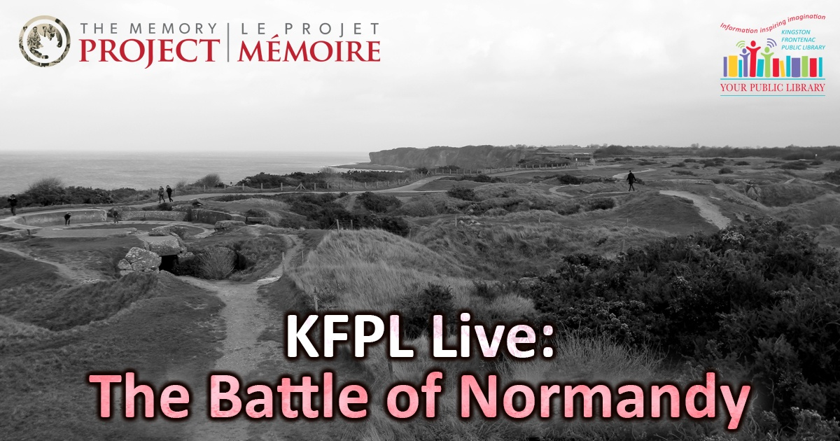 webpost image for KFPL Live: The Battle of Normandy