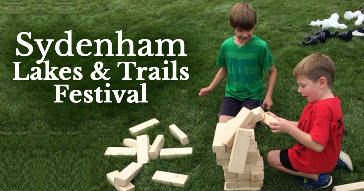 Sydenham Lakes and Trails Festival