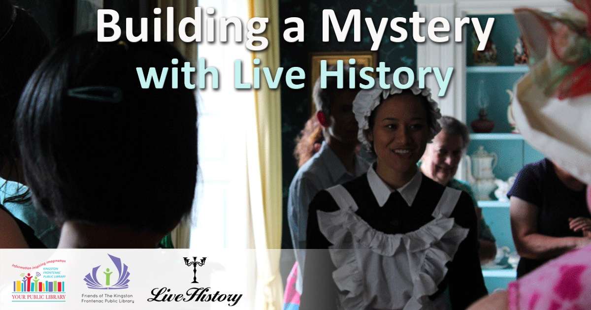 Building a Mystery with Live History