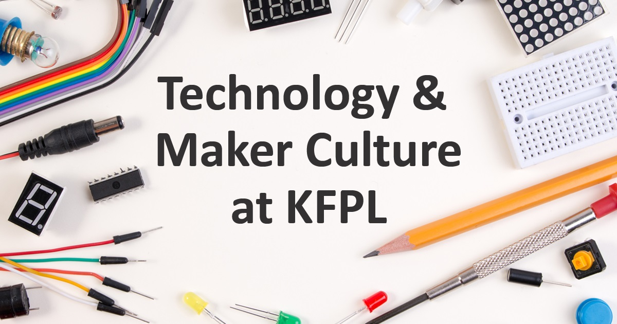 Technology and Maker Culture Survey