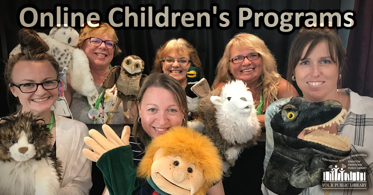 Online Children's Programs