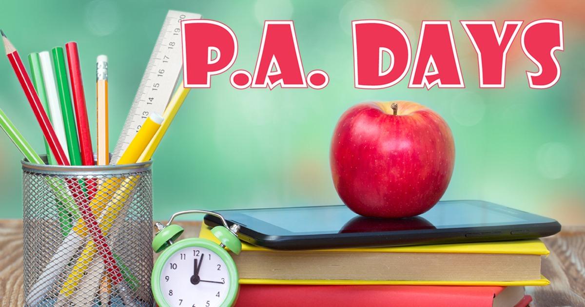 P.A Days