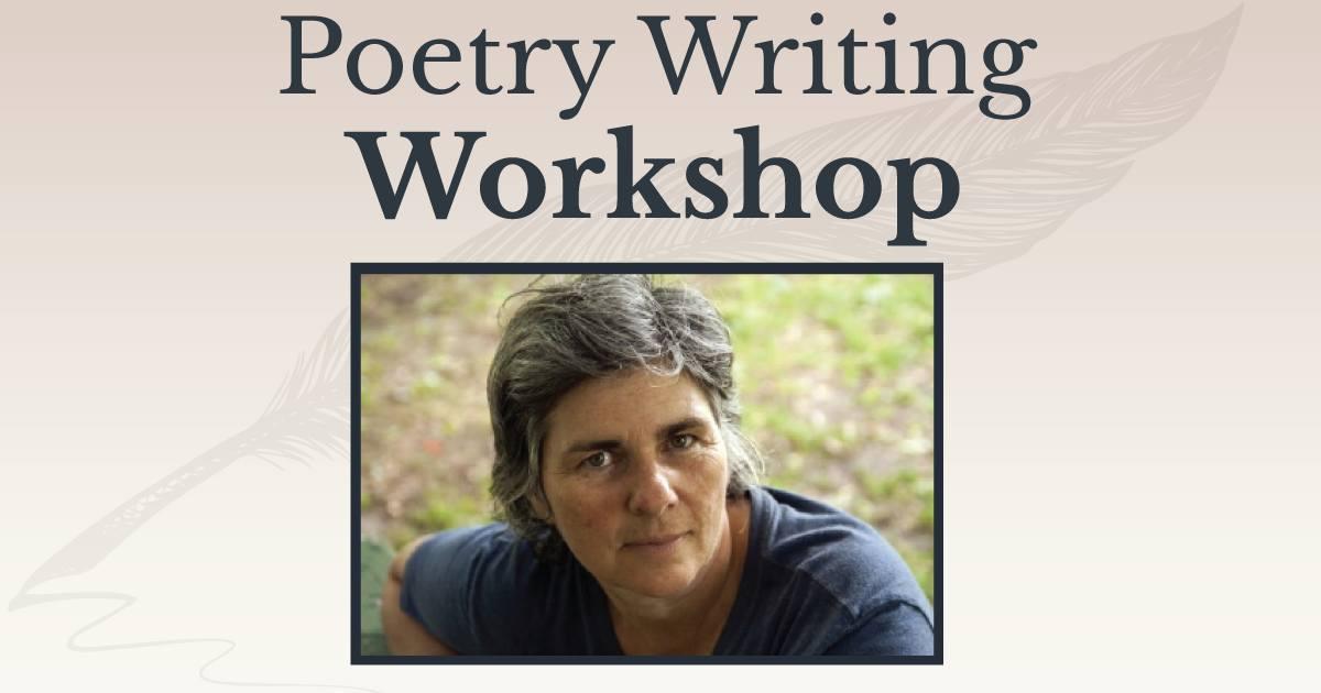 Poetry Writing Workshop: Performing Your Poetry