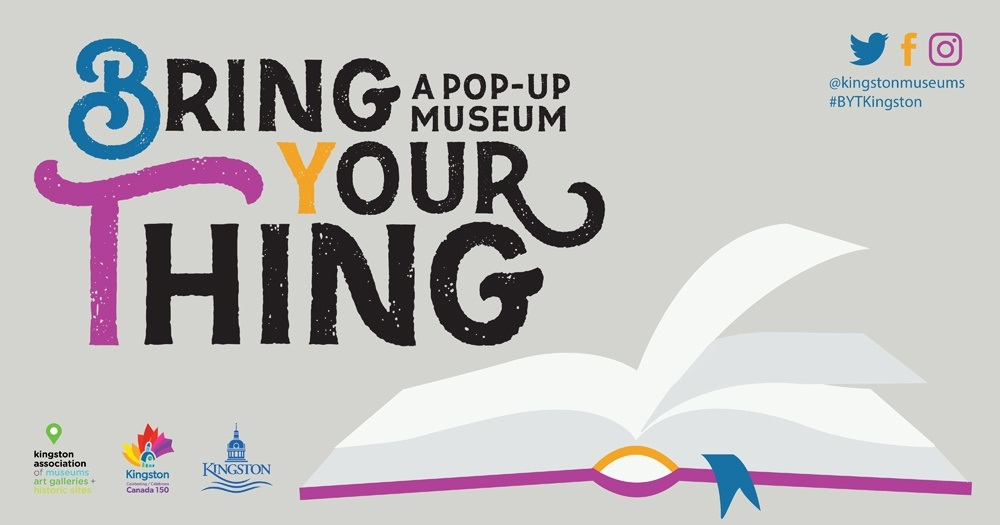Bring Your Thing:  A Pop-Up Museum