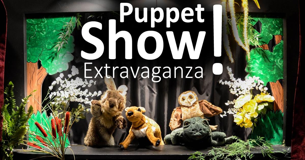 Puppet show Extravaganza tour!