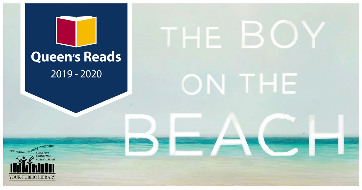 Queen's Reads: The Boy on the Beach