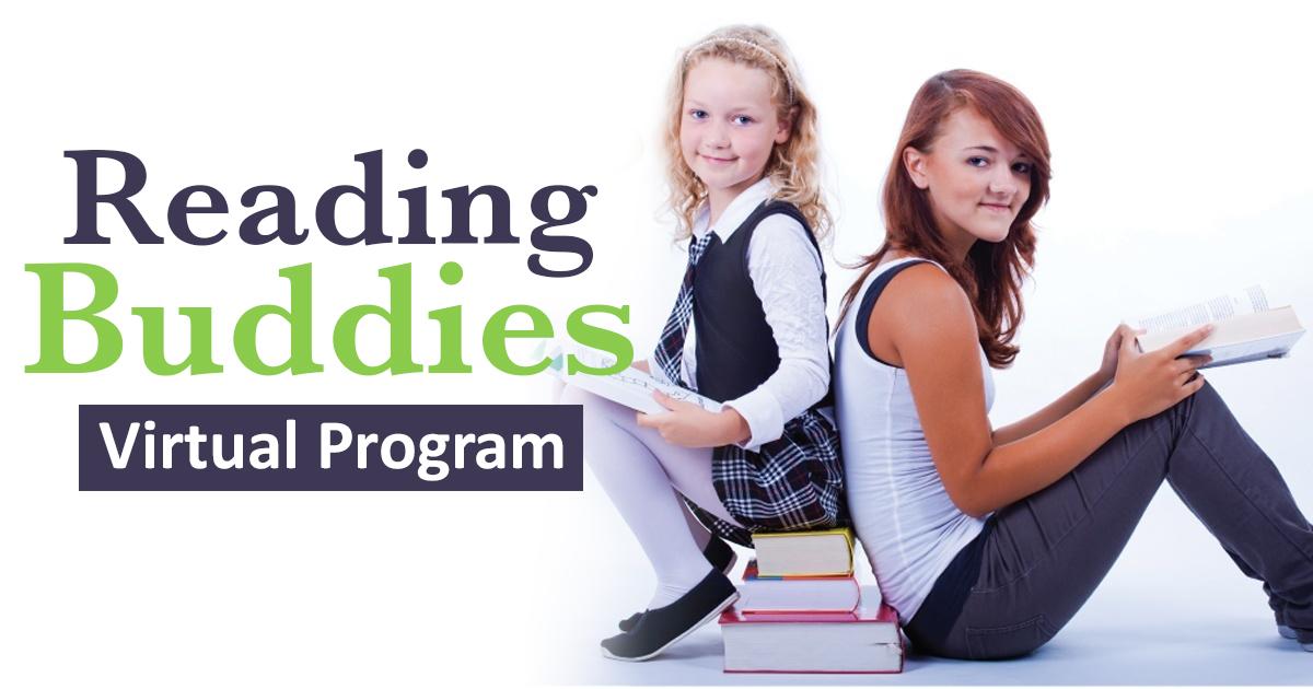 Reading Buddies Virtual Program