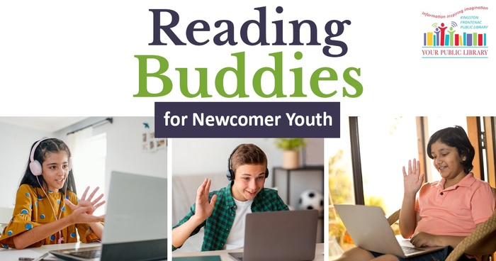 Reading Buddies for Newcomer Youth