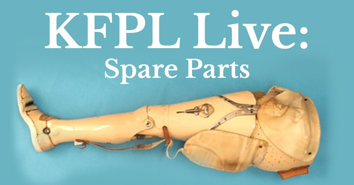 KFPL Live Presents:  Spare Parts