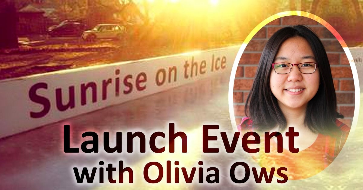 Sunrise on Ice Launch Event with Olivia Ows