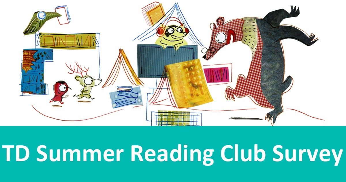 TD Summer Reading Club Survey