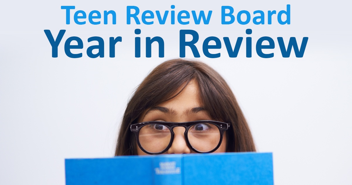 Teen Review Board: Year in Review