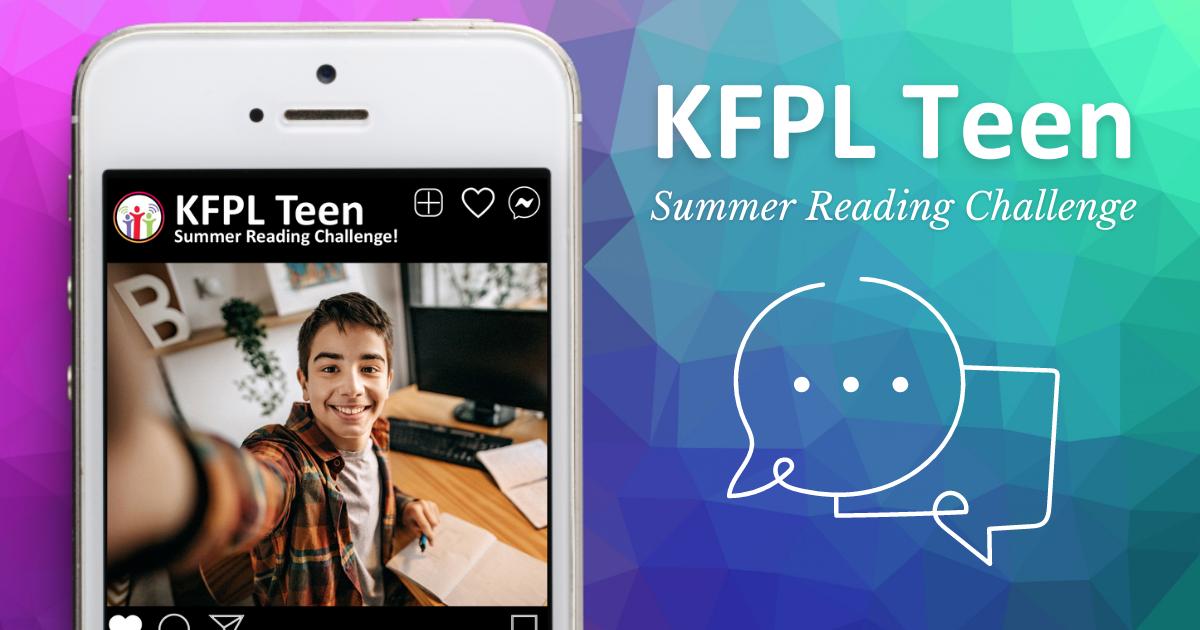 KFPl Teen Summer Reading Challenge