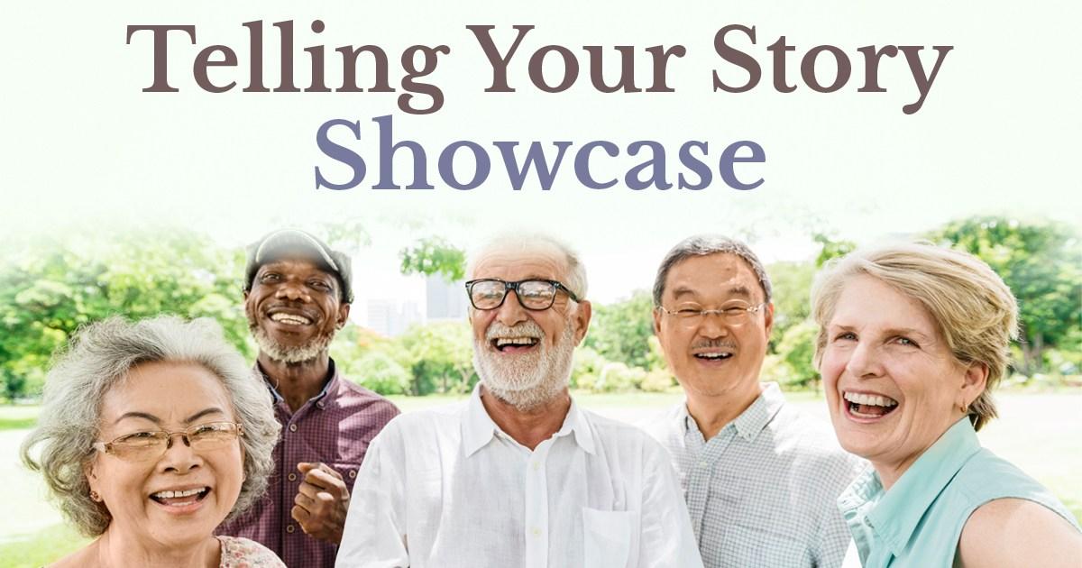 Telling Your Story Showcase