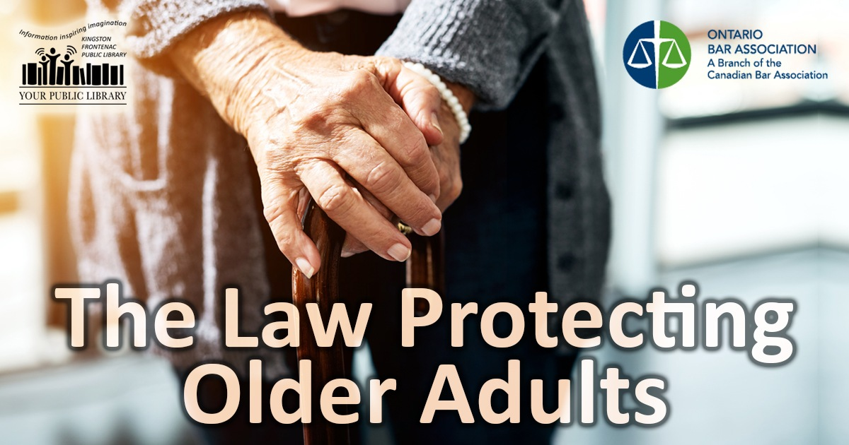 KFPL Live: The Law Protecting Older Adults