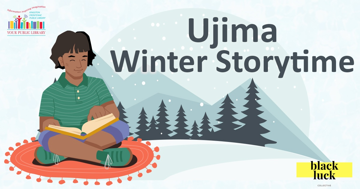 Ujima Winter Storytime