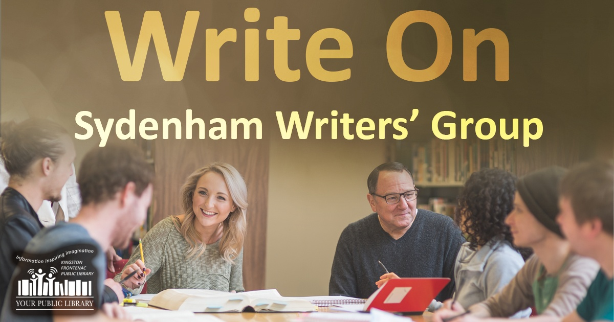 Write On Sydenham Writers' Group