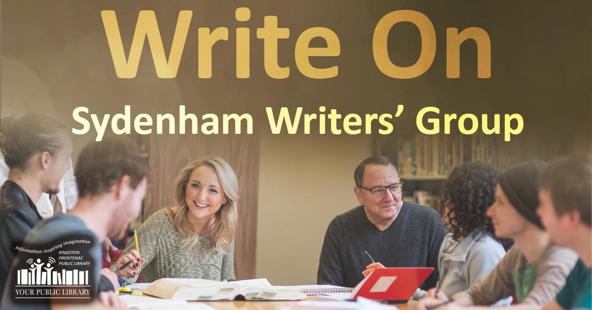 Write On Sydenham Writers' Group