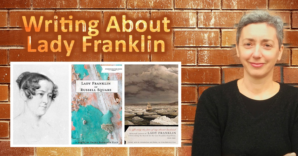 Writing about Lady Franklin