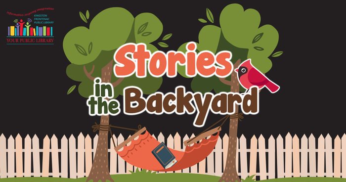 stories in the backyard