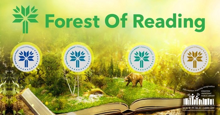 Forest of Reading Junior Book Clubs