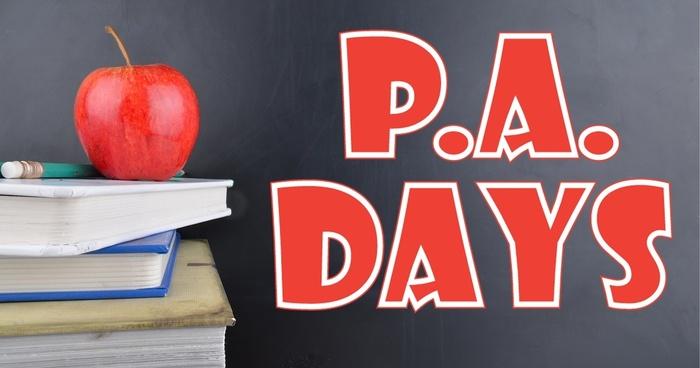 P.A. Days