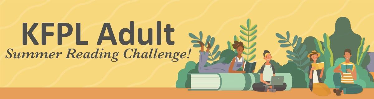 KFPL Adult Summer Reading Challenge
