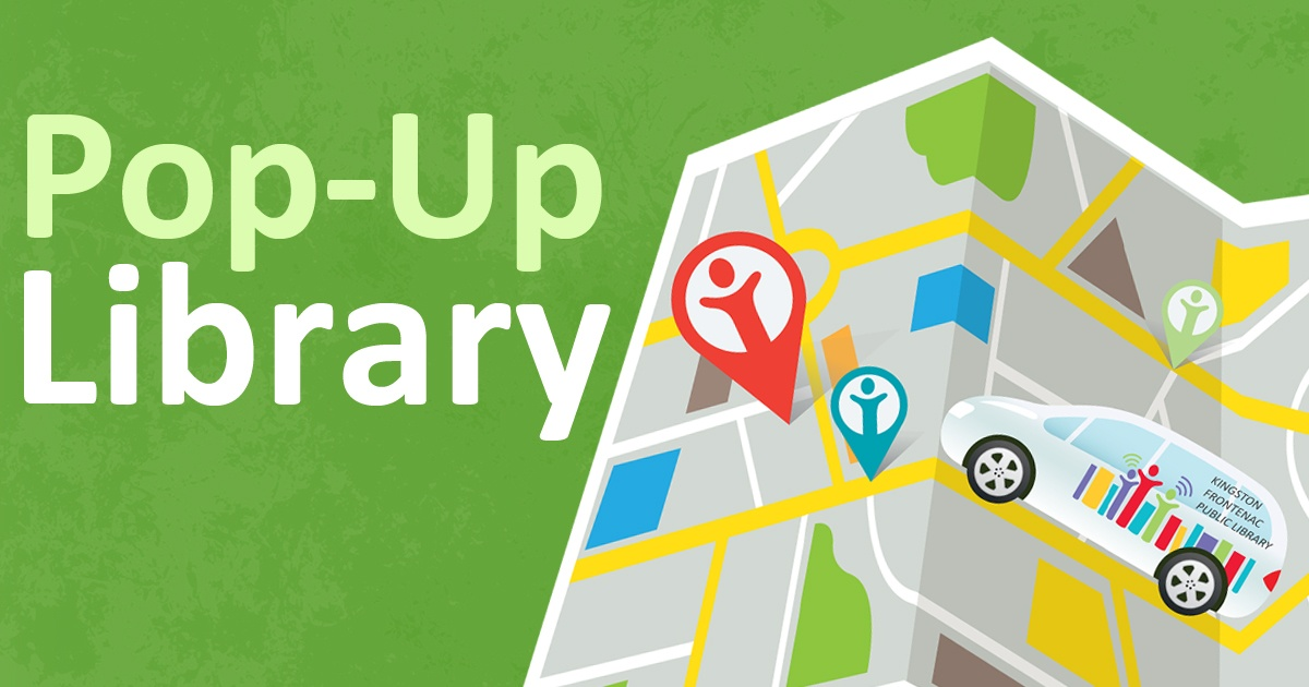Pop-up Library