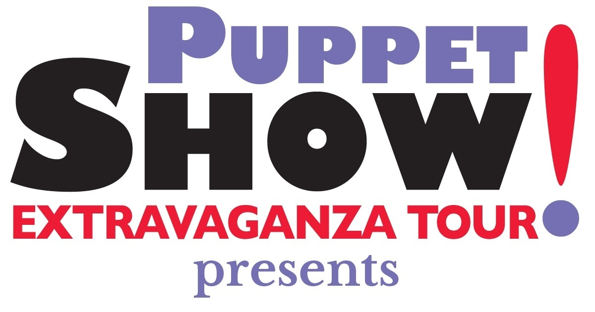 Puppet show Extravaganza tour presents