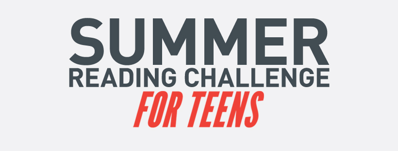 Summer Reading Challenge for Teens