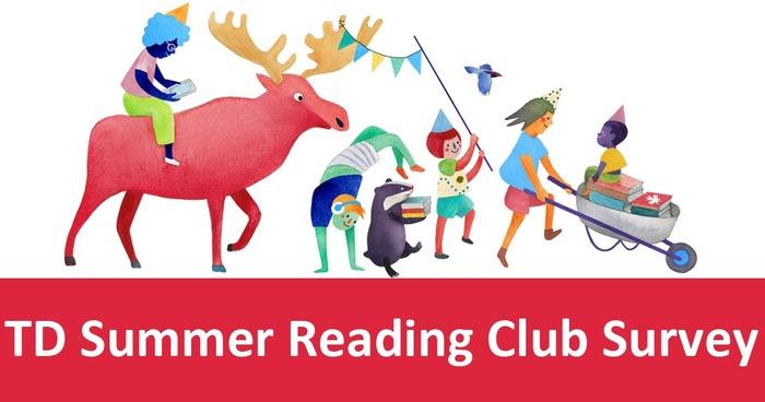 Summer Reading Club Survey