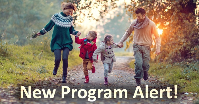 new program alert