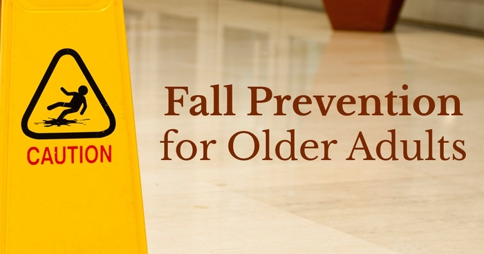 Fall Prevention for Older Adults