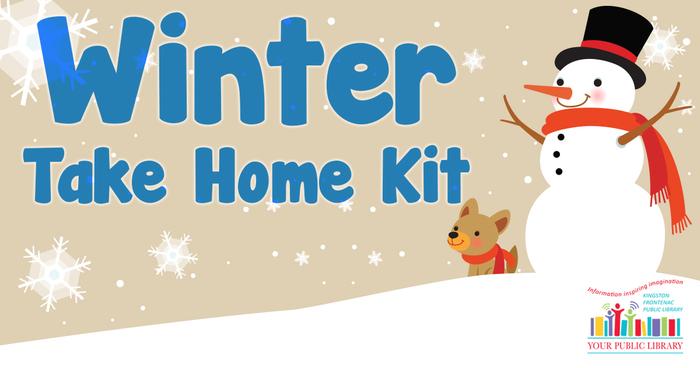 winter take home kit