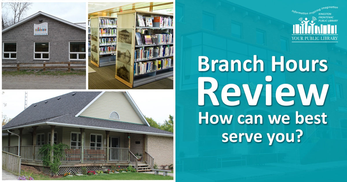 Branch Hours Review