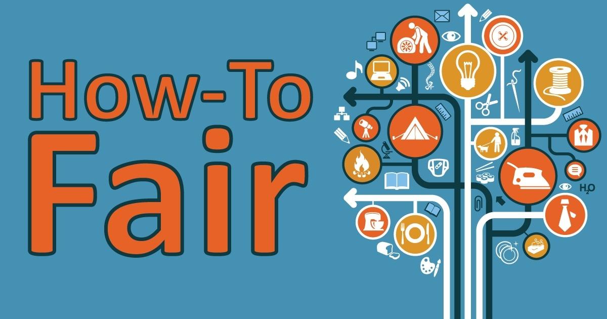 How-To Fair Logo