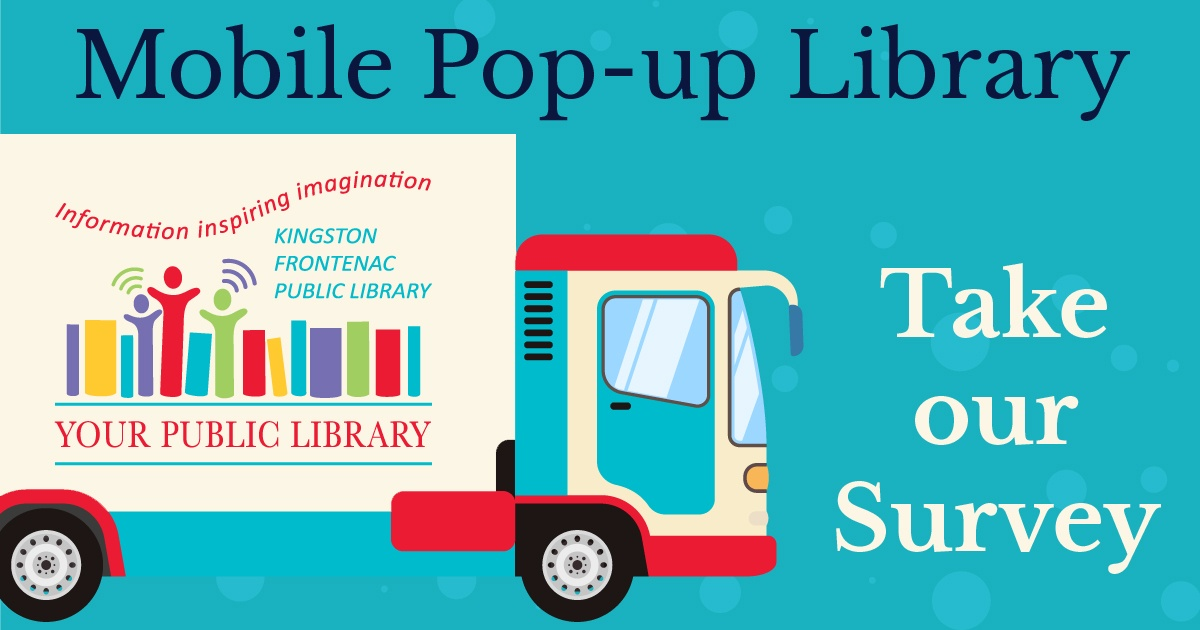 Mobile Pop-up Library: Take Our Survey