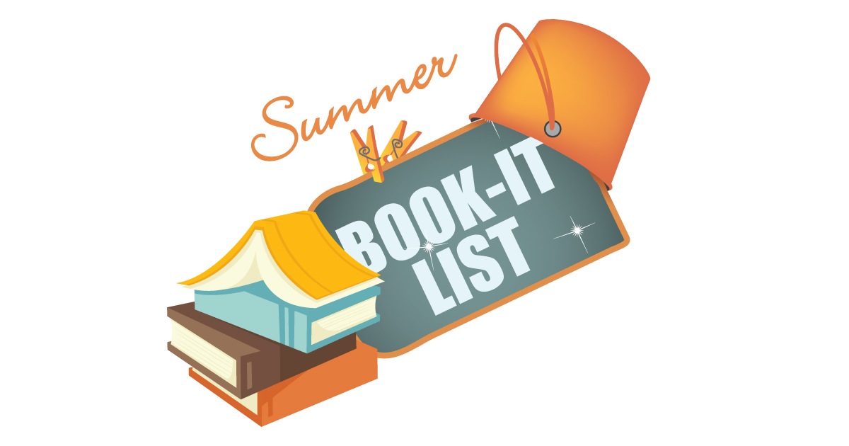 Summer Book-It List