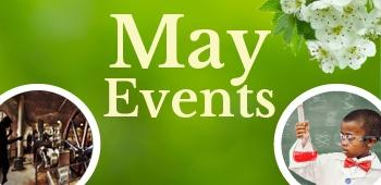 May Events Cover