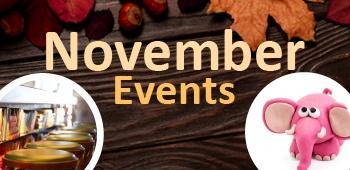 November Flyer Cover