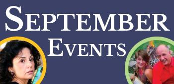September Special Events Cover